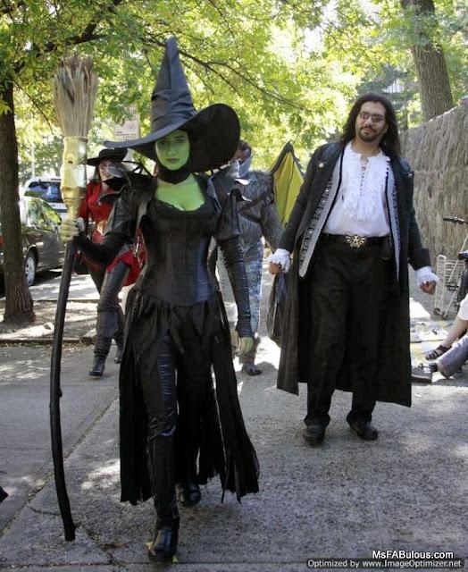 gothic costumes
