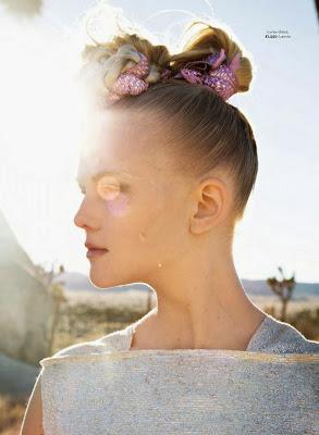 Anne Sophie Monrad HQ PicturesMarie Claire UK Magzine Photoshoot March 2014