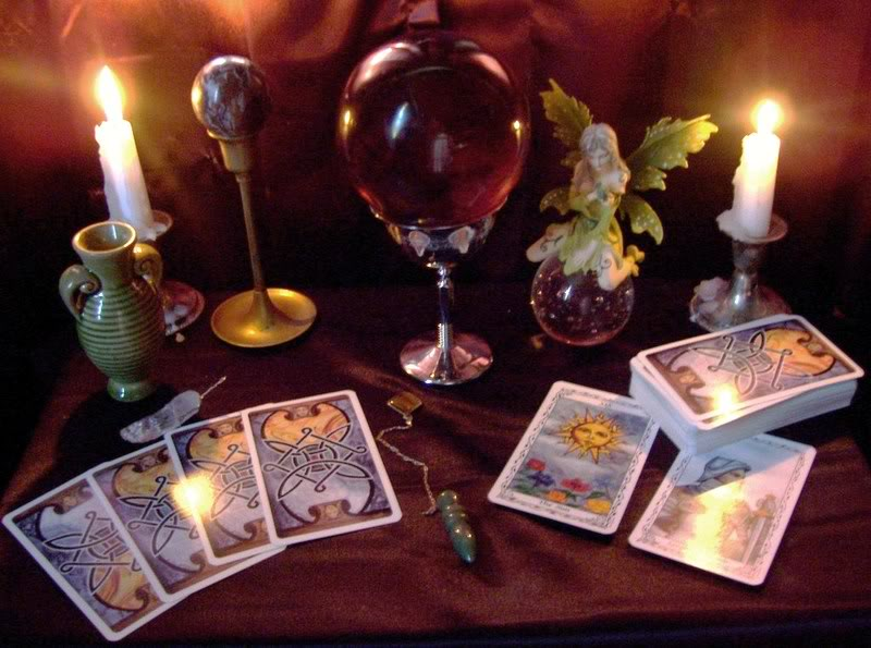 Tarot cards reading beginners