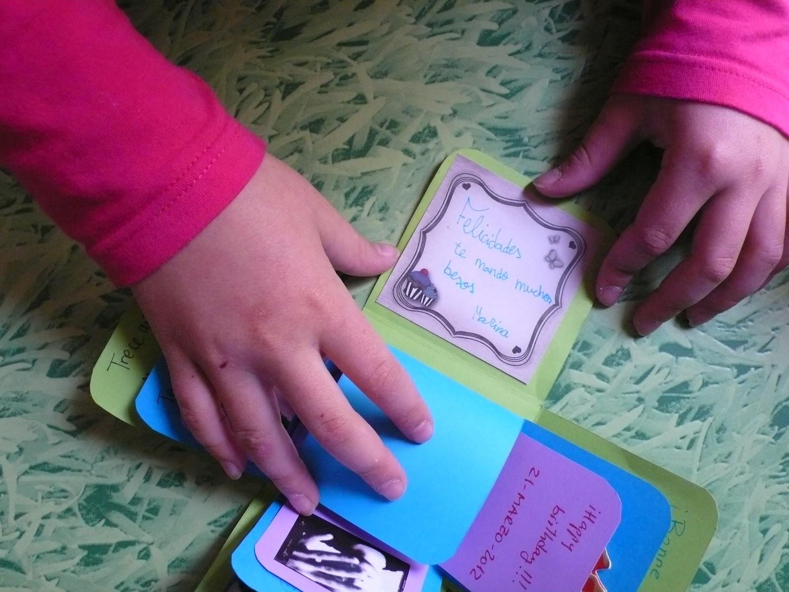 Marinilla el regalo para mi hermano una cajita de scrapbook con sorpresa - Que regalar a tu hermana ...