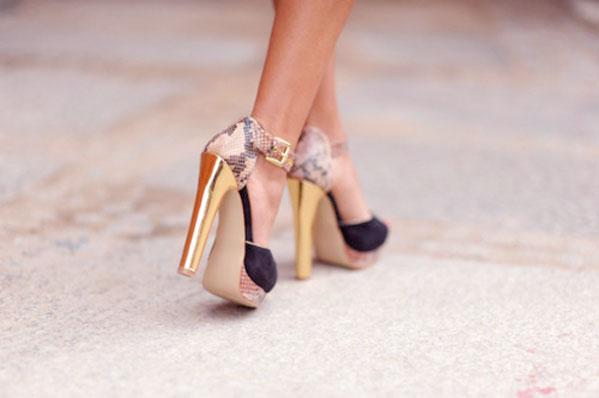 Zapatos de noche para fiesta | Calzado