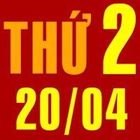 Tử vi 20/4/2015 Thứ Hai - 12 Cung Hoàng Đạo hôm nay