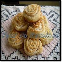 Caracois Hungaros é um dos nomes desse delicioso pão recheado com coco