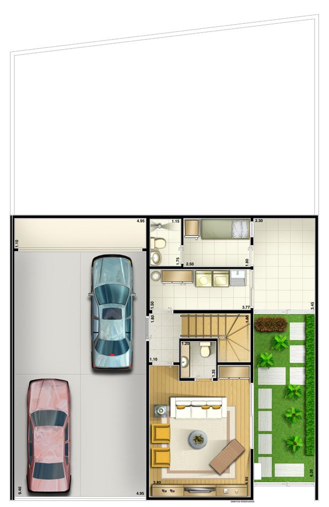 Casas pequenas plantas de casas modelos de casas for Casa online
