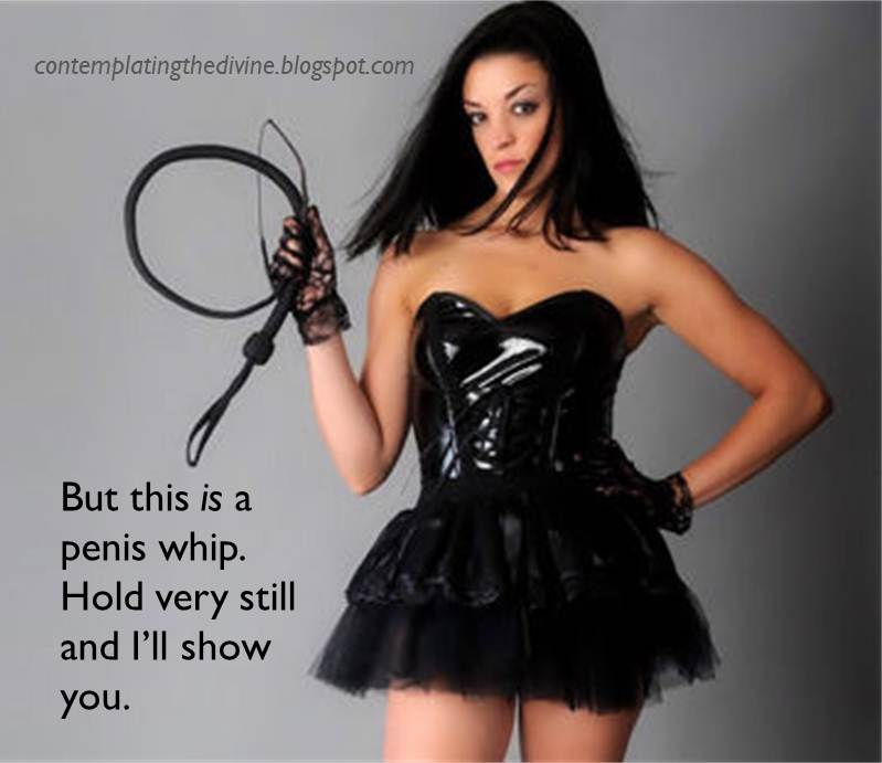 Huntress with a whip