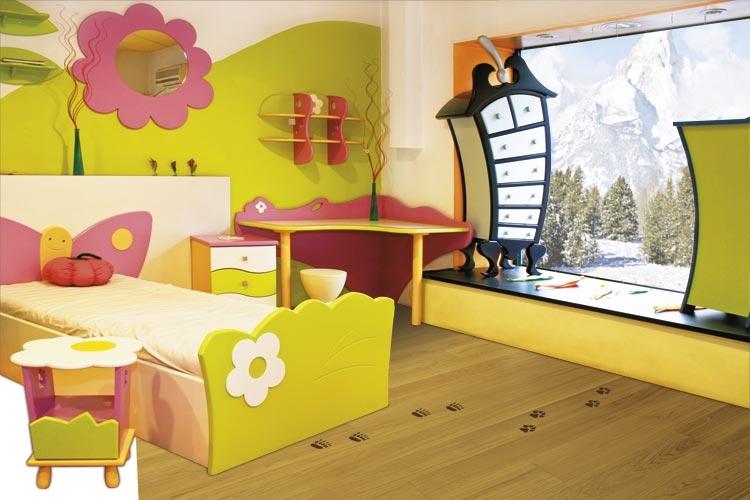 Camerette bimbi idee idee originali per camerette bimbi - Idee per camerette bimbi ...