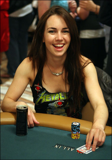 professional female poker players