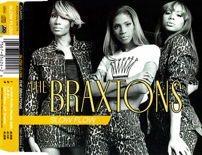 The Braxtons - Slow Flow-(German_CDS)-1996