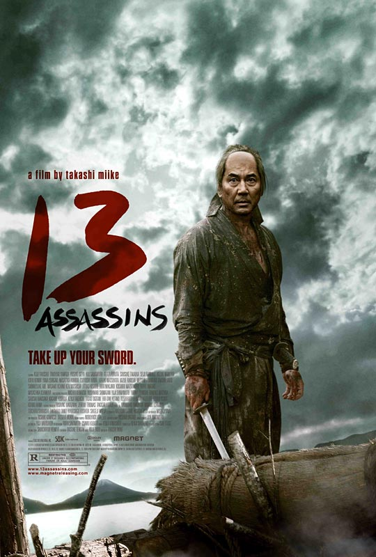 13 Assassinos DVDRip Rmvb Dublado
