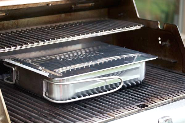 learn how to smoke trout, salmon, veggies salt and more on the grill or stovetop