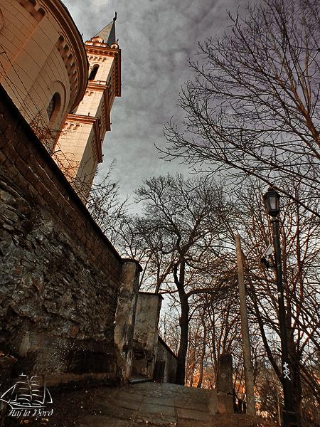 biserica romano catolica sighisoara romantic