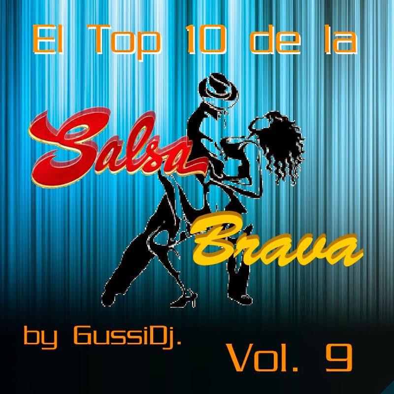 TOP 10 DE SALSA BRAVA