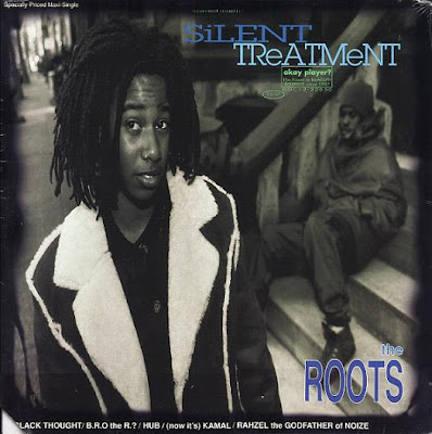 The Roots – Silent Treatment (CDS) (1995) (320 kbps)