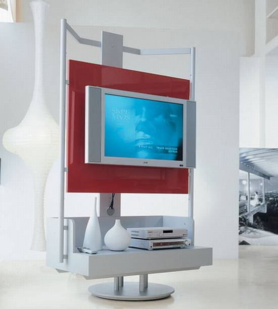Fresh decor tv stands design ideas for Table tv design