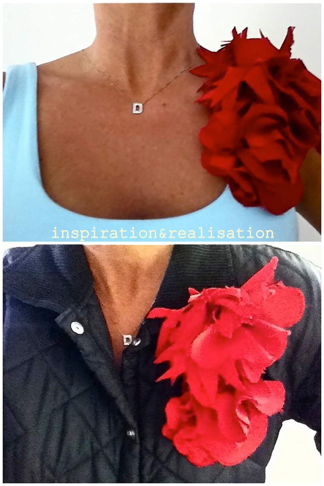 Inspiration And Realisation Diy Fashion Blog Diy Corsage Fabric