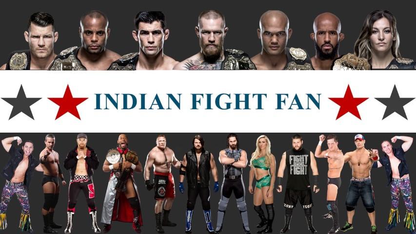 Indian Fight Fan