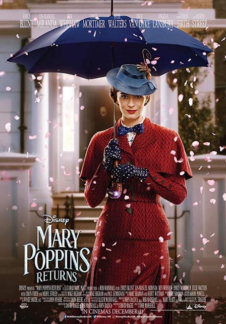 Mary Poppins Returns [2018] [BBRip 1080p] [Dual Audio]