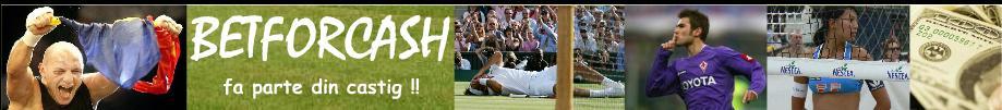 BETFORCASH - pariuri sportive