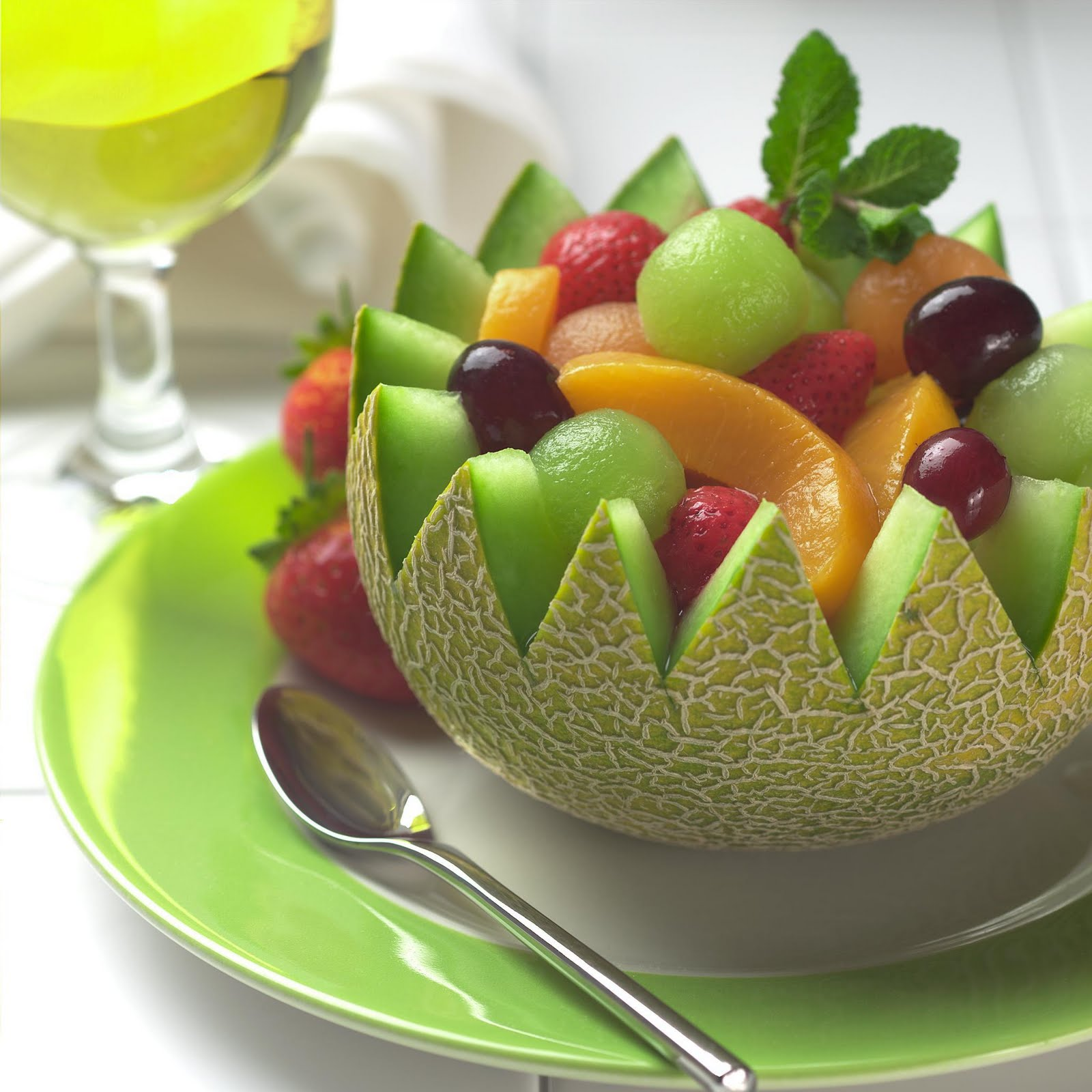 is blending fruits and vegetables healthy simple fresh fruit salad recipe healthy