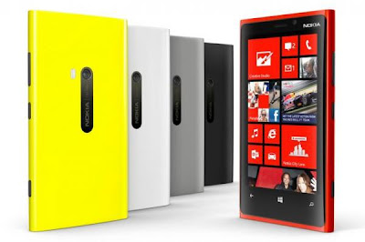 Nokia Lumia 920 - Best Smartphones of 2013