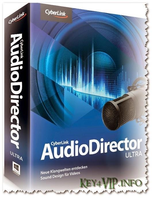 CyberLink AudioDirector Ultra 4.0.4116 Full,Phần mềm tuyệt vời về xử lý âm thanh