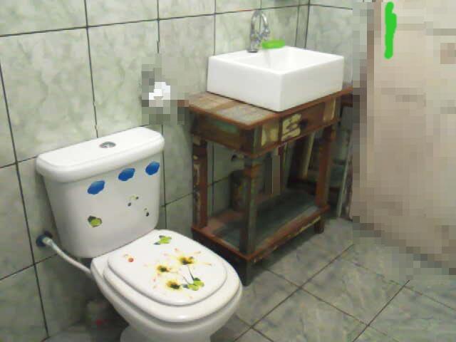 LOS HERMANOS MAGAZINE MÓVEIS RÚSTICOS e OBJETOS de DECORAÇÃO -> Armario Banheiro Rustico