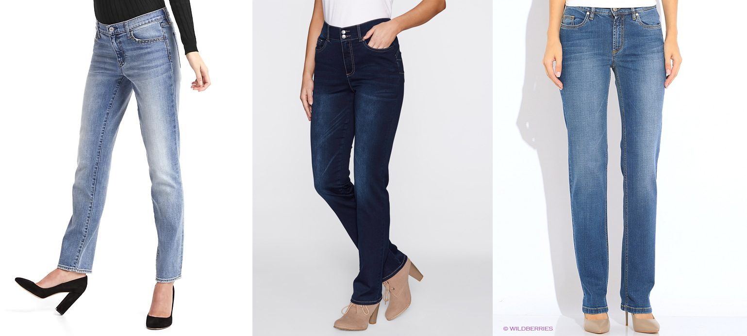 Заузить джинсы в домашних условиях 937