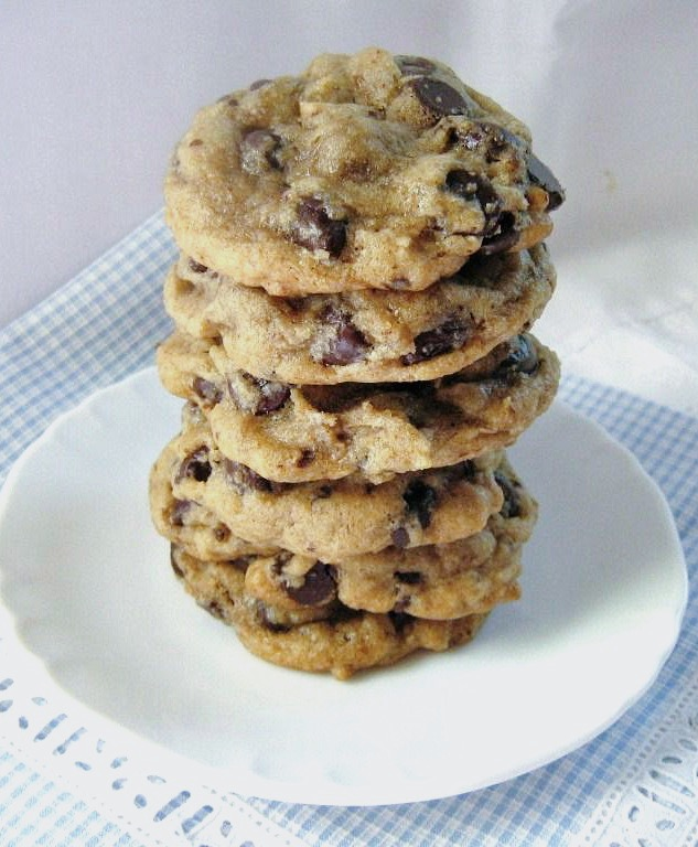 Neiman Marcus chocolate chip cookies :: une gamine dans la cuisine