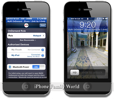 MyWi OnDemand 6.00.12 - iPhone family world