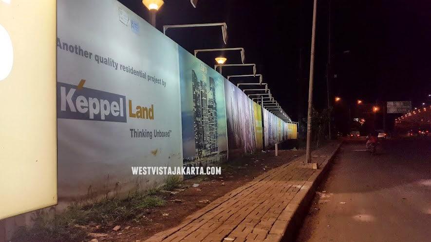 Apartemen Terbaru Keppel Land di Jakarta Barat