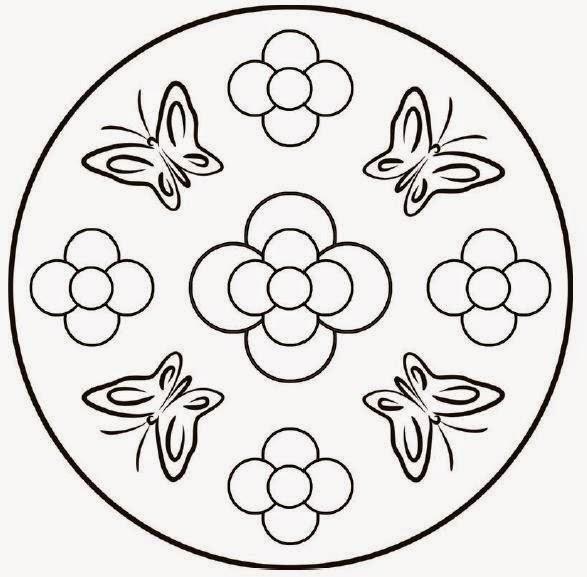 Caja de sorpresas mandalas for Mandalas ninos