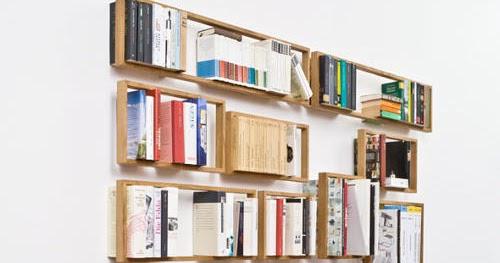 30 modelos de estantes para organizar tu casa casas - Estantes para libros ...
