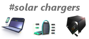 Solar Powered Chargers - Shortcut Link
