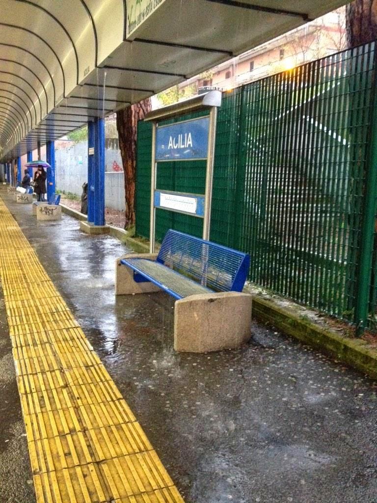 Stazione di Acilia - Roma-Lido