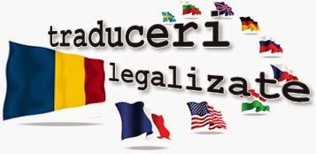 Traduceri Legalizate si Autorizate