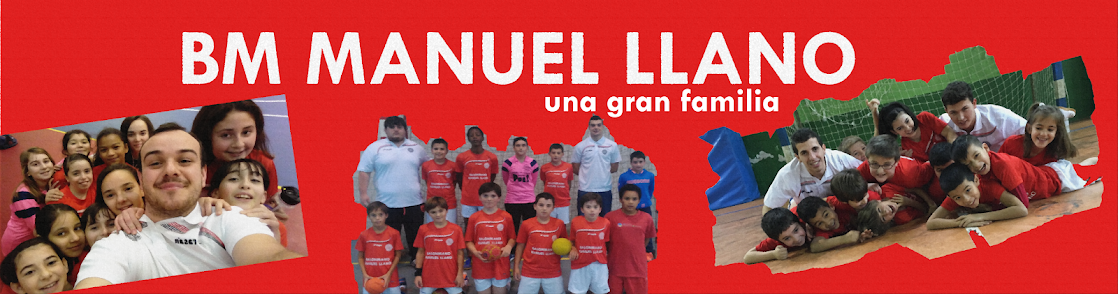 Balonmano Manuel Llano