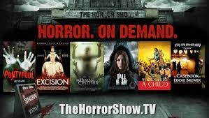 thehorrorshow.tv logo