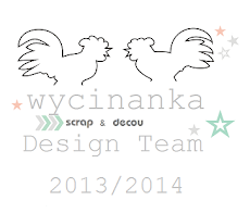 I design for Wycinanka