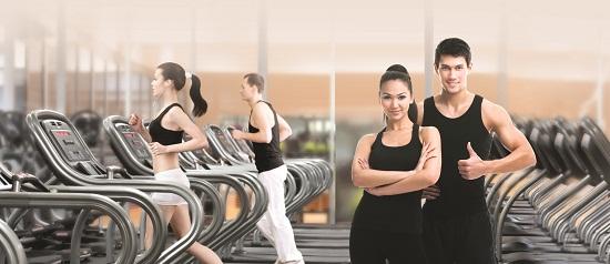 Phòng tập Gym tại chung cư 360 Giải Phóng