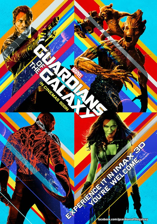 Galaksinin Koruyucuları – Guardians of the Galaxy (2014)