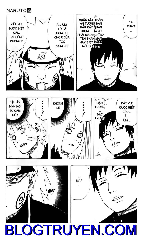 Naruto chap 312 Trang 11 - Mangak.info