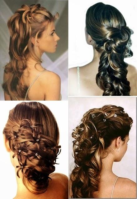 Peinados para mama de la novia 2015
