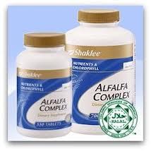 alfalfa Testimoni Pengguna Alfalfa Shaklee Sebagai Milk Booster