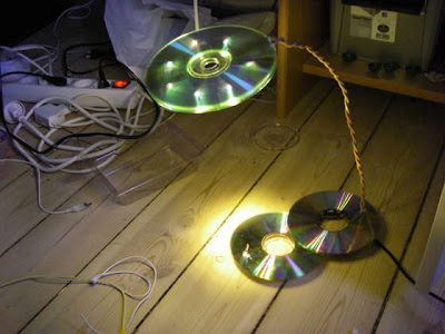 20 Creative and Cool Reuse Of CDs (20) 2