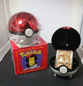 23K Gold Poke Ball