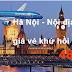 Hãng Vietnam Airlines giảm giá mạnh chỉ còn 480 USD vé máy bay khứ hồi Hà Nội – Anh