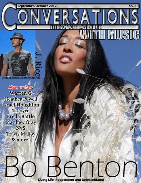 Conversations with Music Sept/Oct. Issue