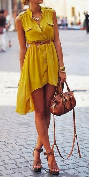summer - street chic style