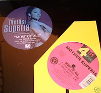 Mother Superia – Most Of All (VLS) (1996)