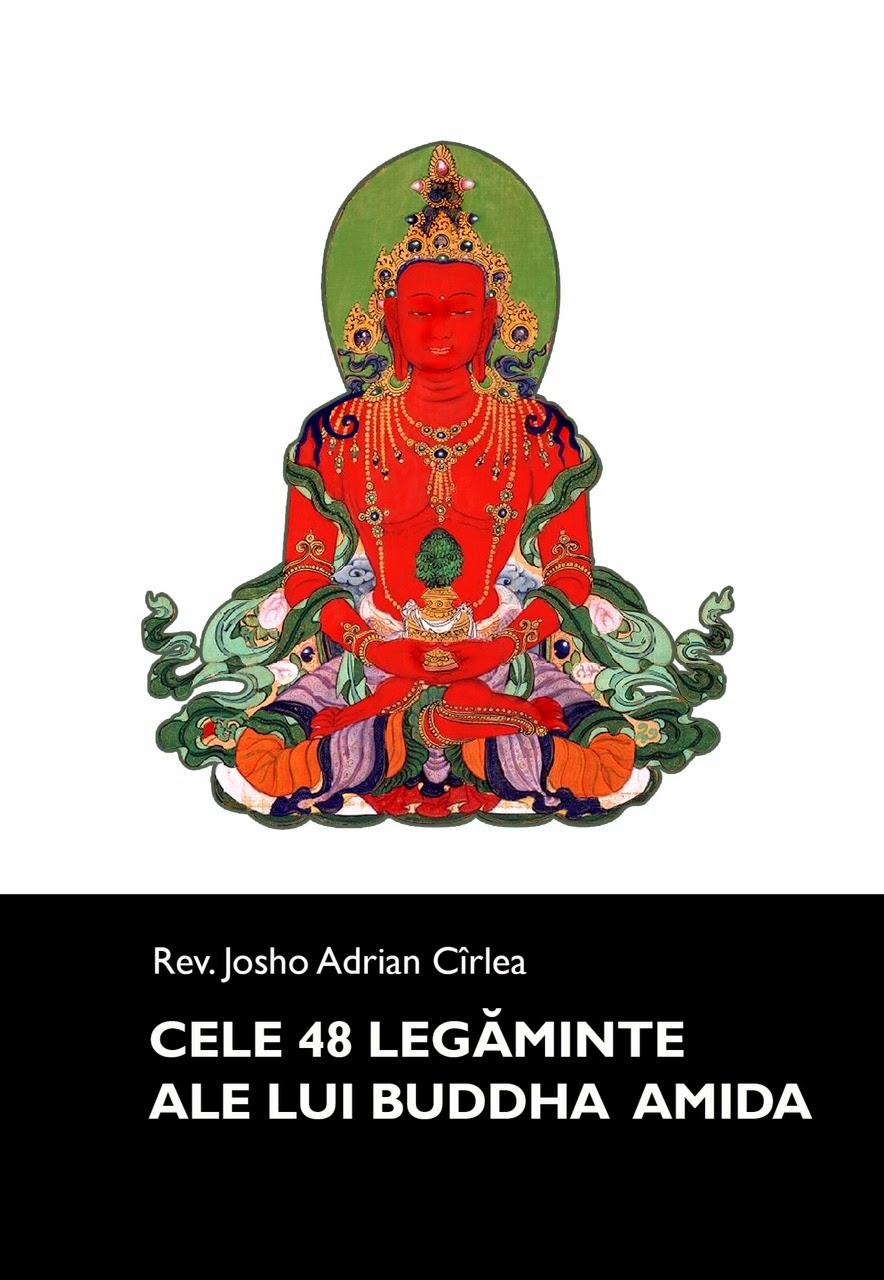 "Editia online a cartii mele ""Cele 48 Legaminte ale lui Buddha Amida"""